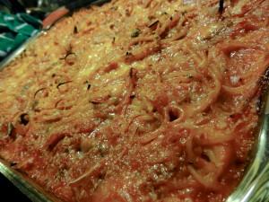 Spagetti Bake