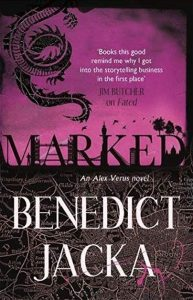 Marked (Alex Verus #9)